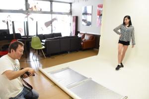 宣材写真撮影、ダンス、芸能、高校、専門、学校、サポート校