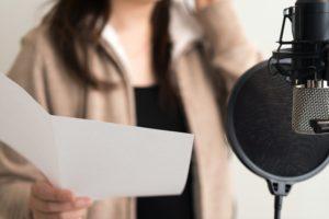 高校生から声優になるには?声優専門の高校やオーディションなどプロへの道のりを解説1